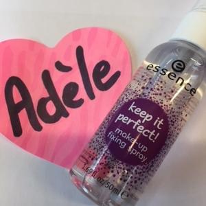 Make Up Fixing Spray